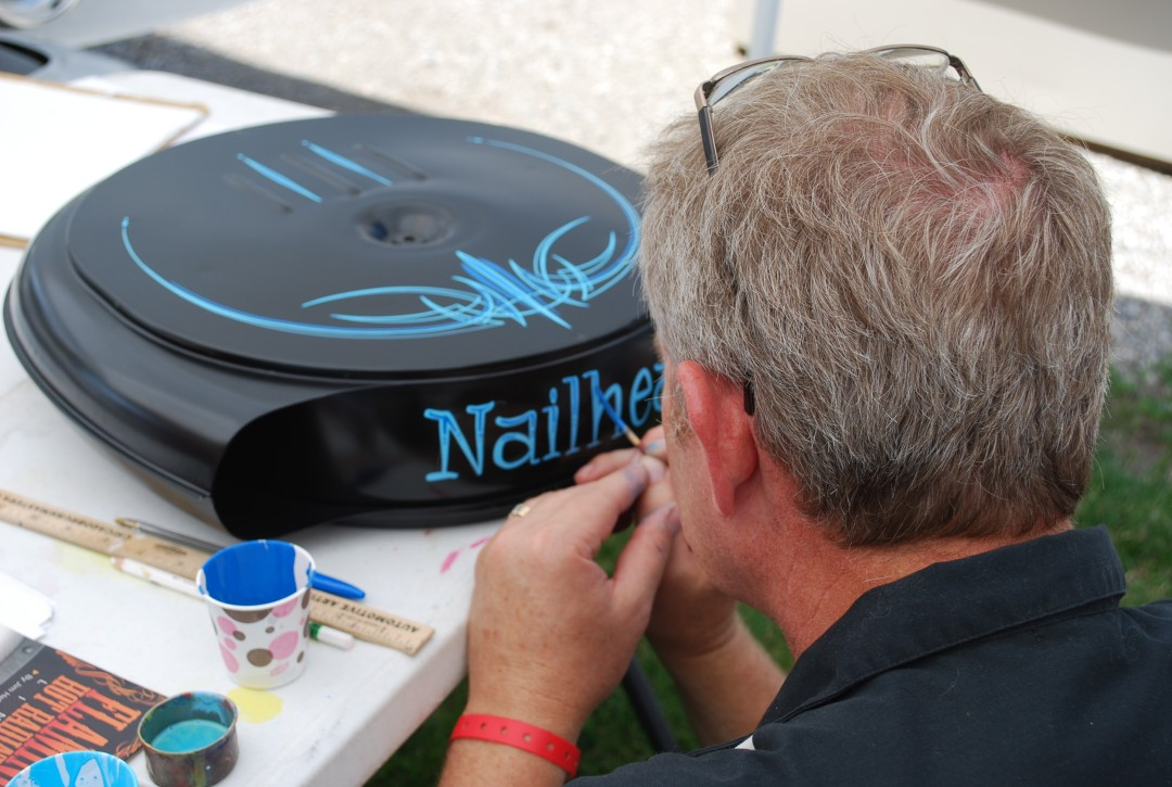 Hetz Studio Pinstriping And Lettering Hetz Studio