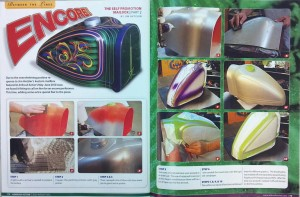 Airbrush Action Magazine - July/August 2012